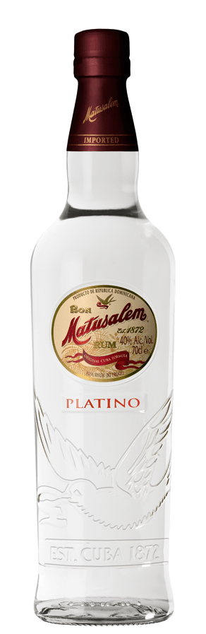 Matusalem Platino 40% 0,7l