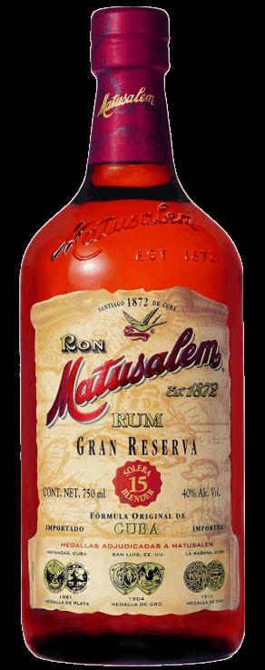 Matusalem Gran Reserva 15y 40% 0,7l