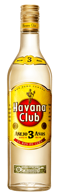 Havana Club 3yo 40% 1l+ROZVOZ PRAHA ZDARMA