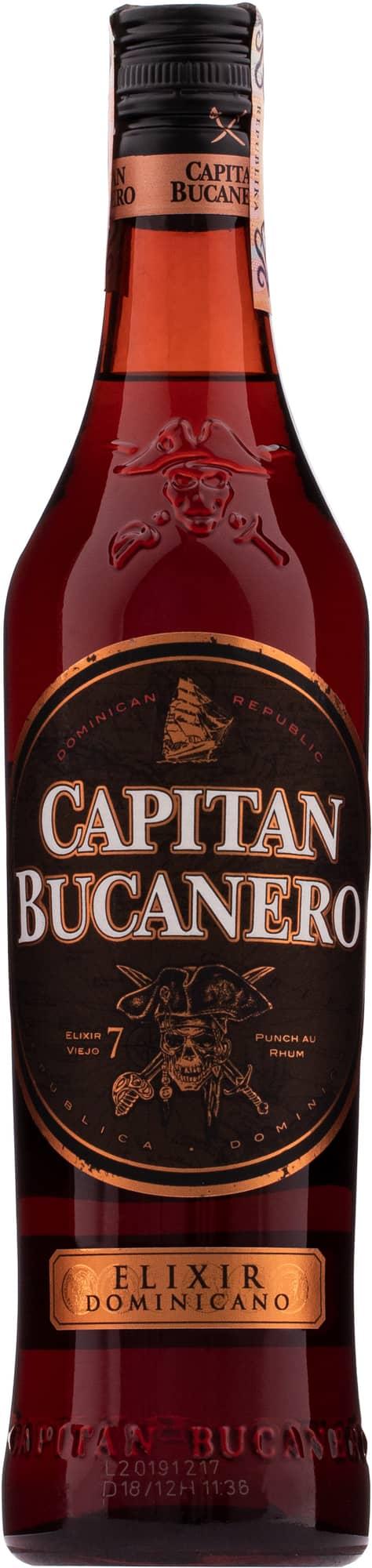 Capitan Bucanero 7y 34% 0,7l+ROZVOZ PRAHA ZDARMA