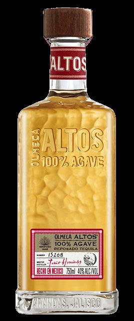 Olmeca Altos Reposado 38% 0,7l