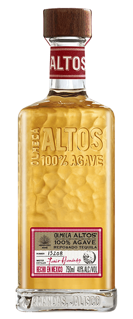Levně Olmeca Altos Reposado 38% 0,7l