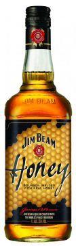 Jim Beam Honey 35% 1l + ROZVOZ PRAHA ZDARMA