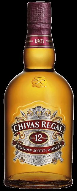 Chivas Regal 12 YO 40% 0,7l + ROZVOZ PRAHA ZDARMA