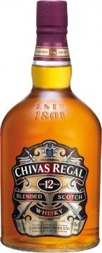 Chivas Regal 12 YO 40% 1l + ROZVOZ PRAHA ZDARMA