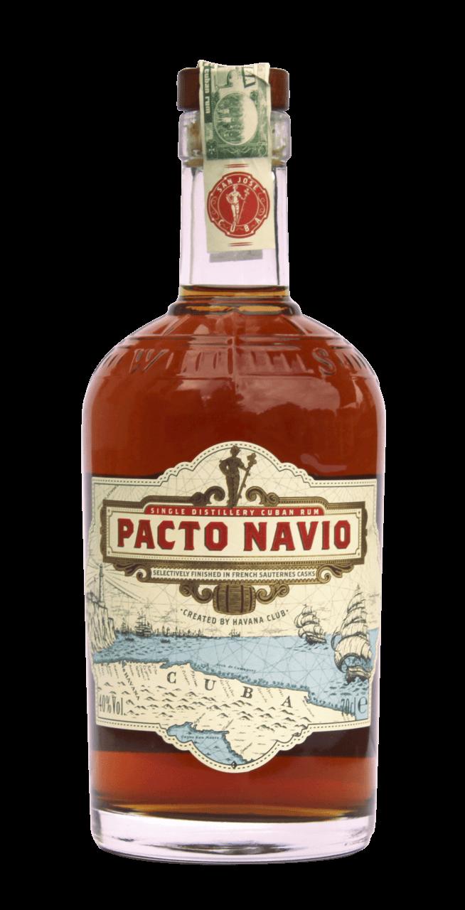 Pacto Navio 40% 0,7l