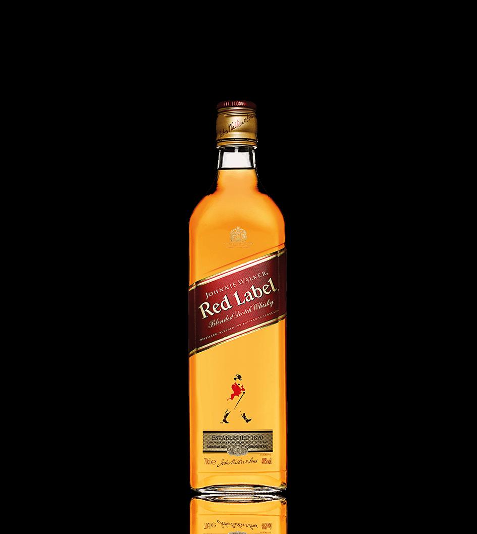 Johnnie Walker Red Label 40% 1l + ROZVOZ PRAHA ZDARMA