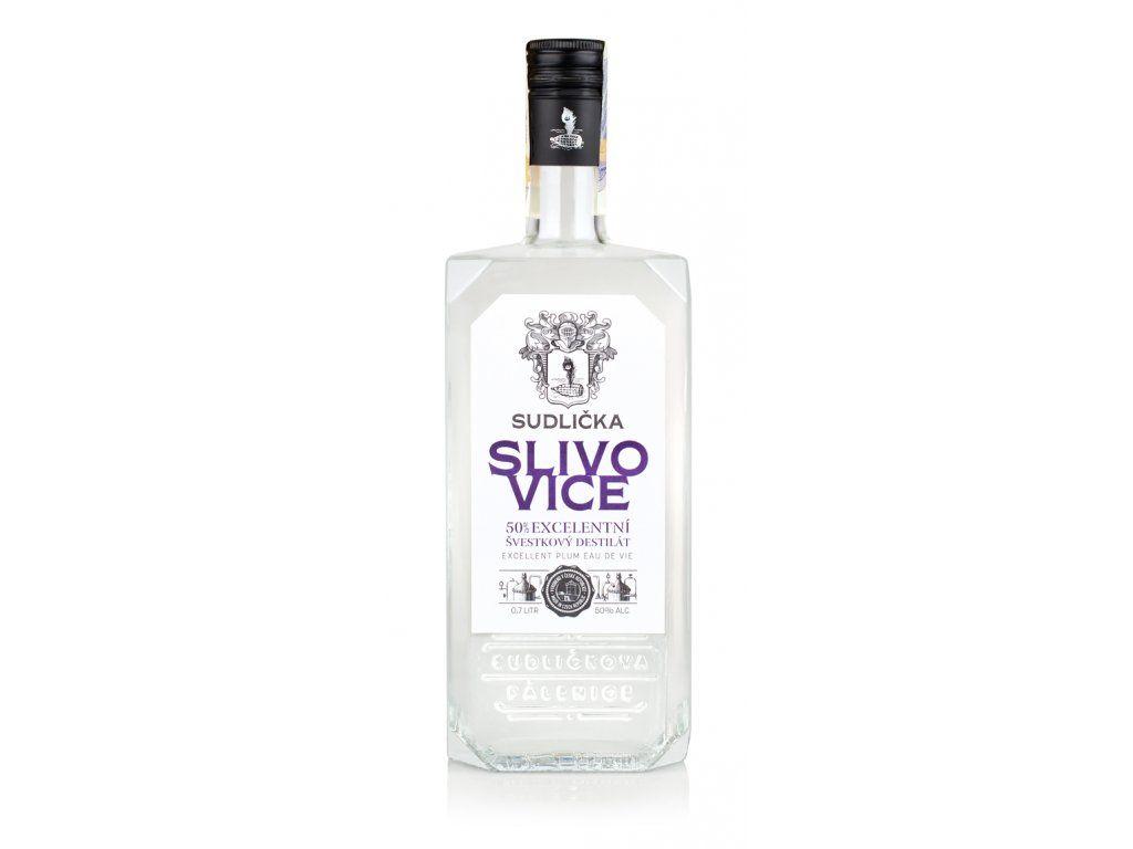 Fonticulus - Sudličkova Pálenice Sudličkova Slivovice 0,7l 50%