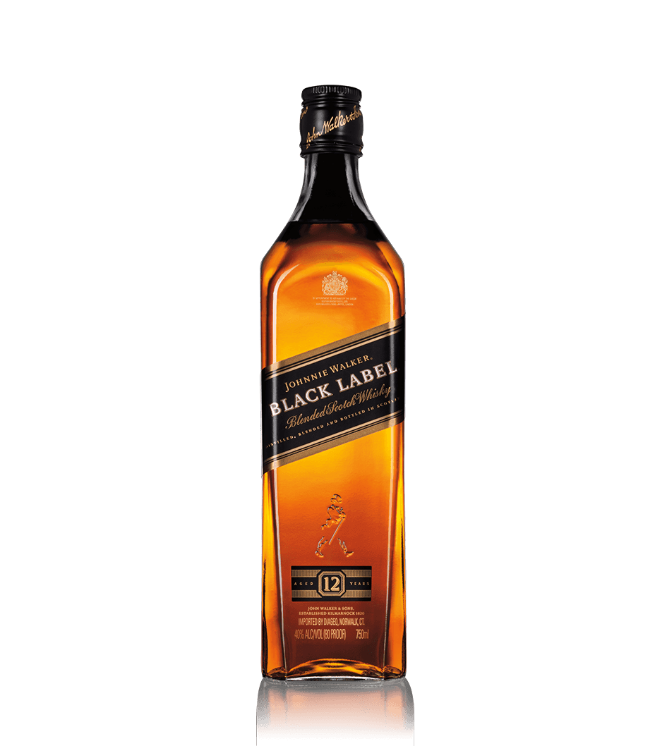 Johnnie Walker Black Label 40% 1l