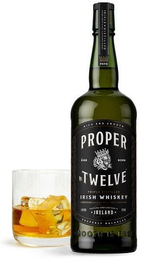 Proper Irish Whiskey Proper No. Twelve 40% 0,7l