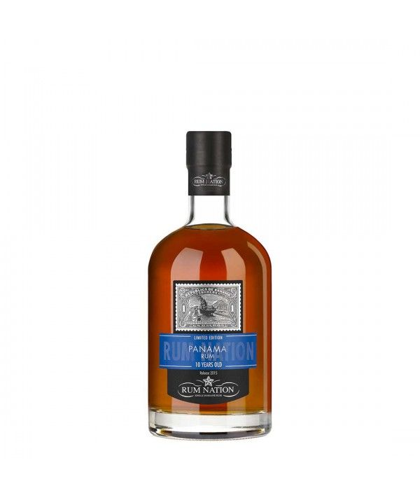 Rum Nation Panama 10yo 40% 0,7l