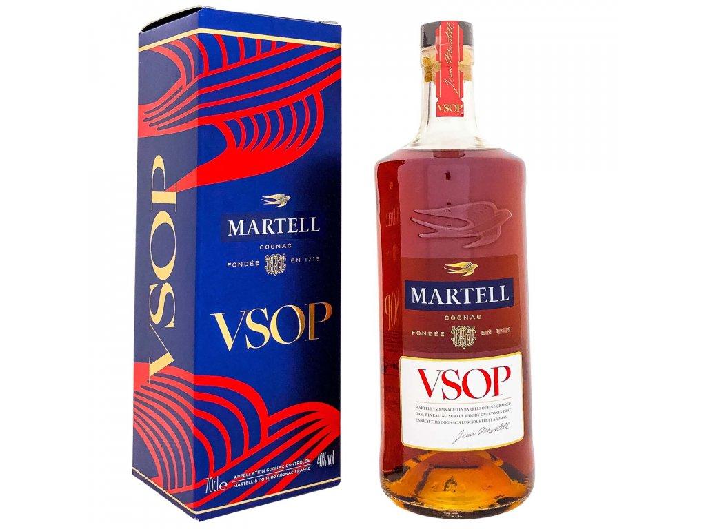Martell VSOP 40% 0,7l + ROZVOZ PRAHA ZDARMA