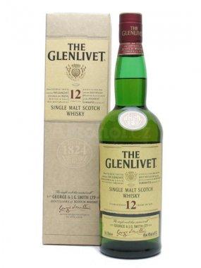 Glenlivet 12Y 0,7 l 40 %