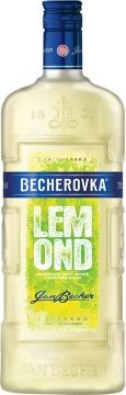 Becherovka Lemond 20% 1l+ROZVOZ PRAHA ZDARMA