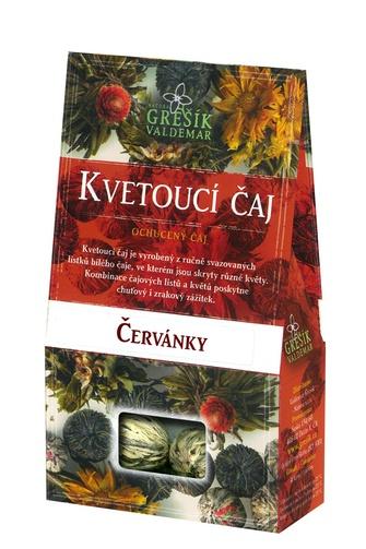 Kvetoucí čaj Červánky 4 kusy