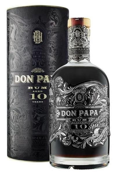 Don Papa 10 Y.O. 43% 0,7l