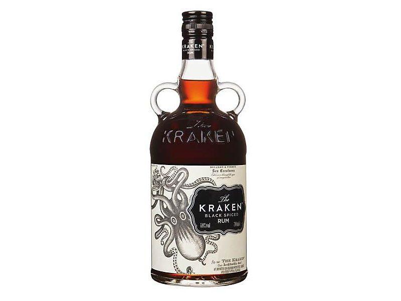 Kraken Black Spiced 40% 0,7l + ROZVOZ PRAHA ZDARMA