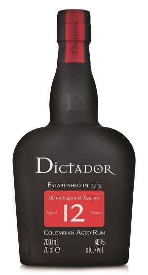 Dictador 12y 40% 0,7l