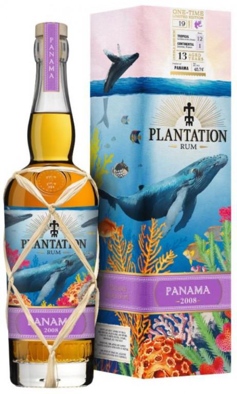 Plantation Vintage Collection Panama 2008 45,7%, 0,7l