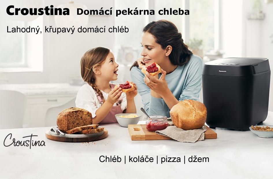 Domácí pekárna Croustina