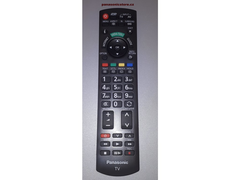 Panasonic N2QAYB000753 originální dálkový ovladač