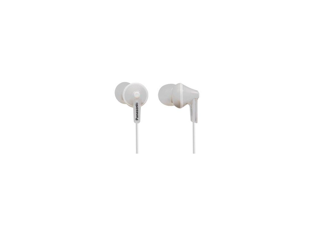 PANASONIC RP HJE125E-W sluchátka