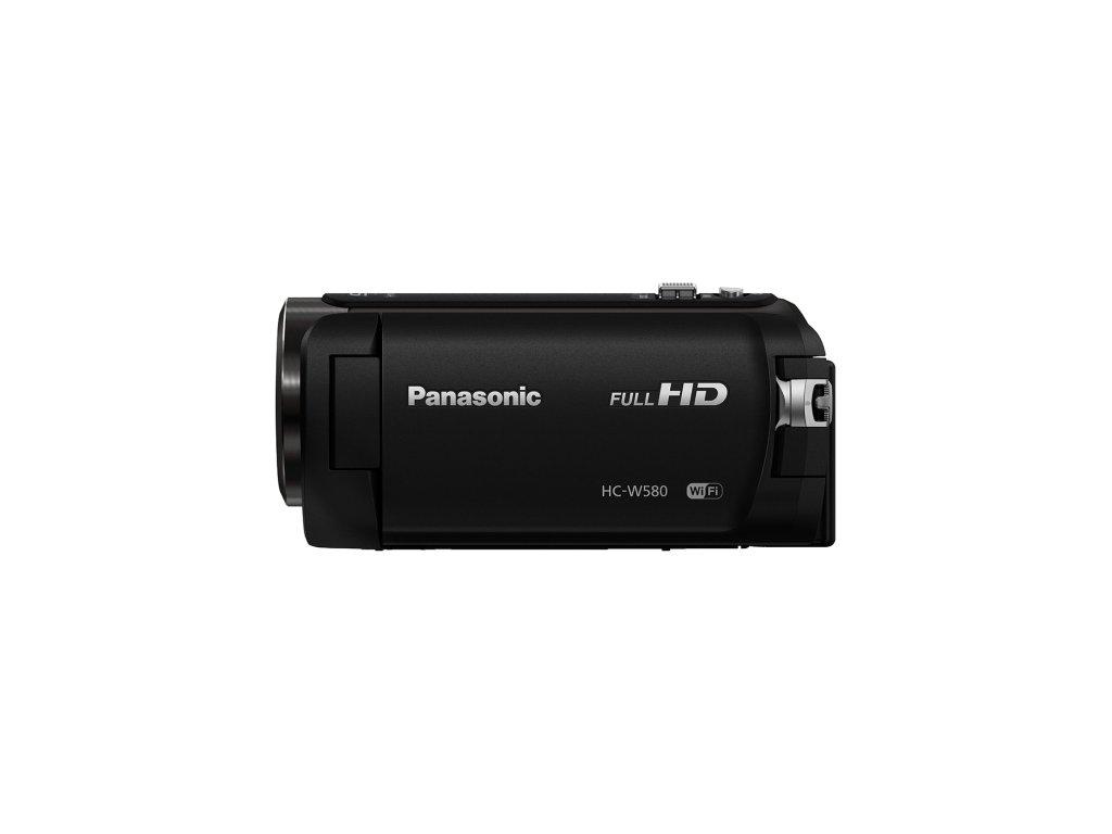 Panasonic HC-W580EP-K + VW-VBT190(1990 Kč) + VW-BC10(1690 Kč)