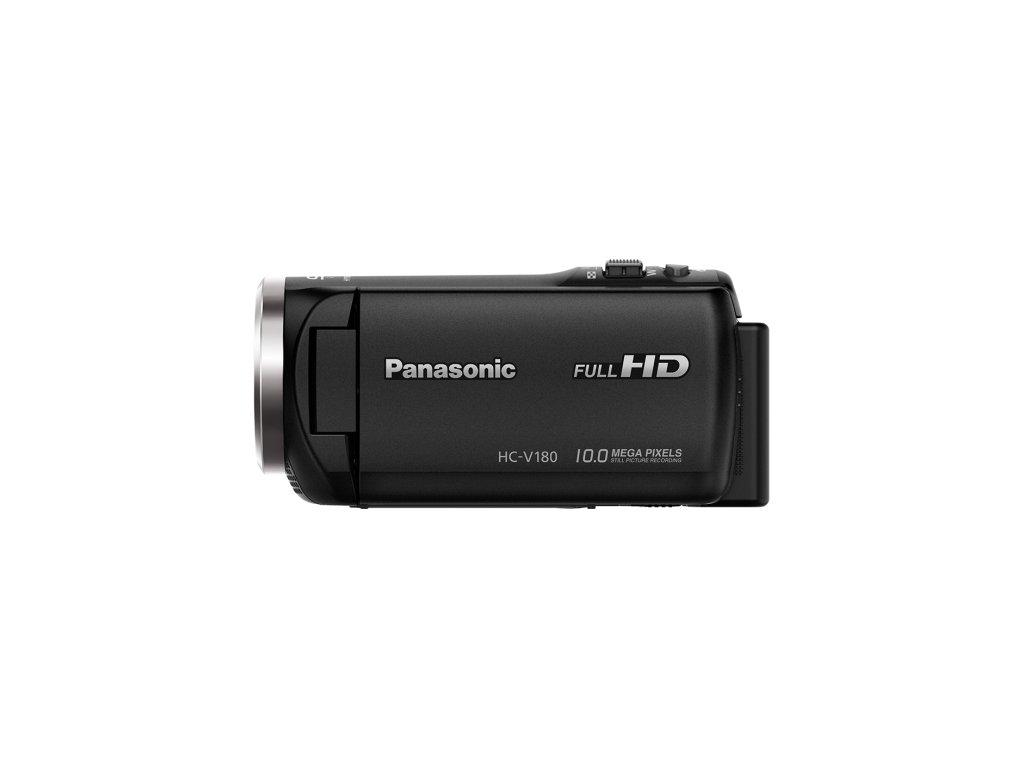 Panasonic HC-V180EP-K+ VW-VBT190(1990 Kč) + VFC0361(790kč)