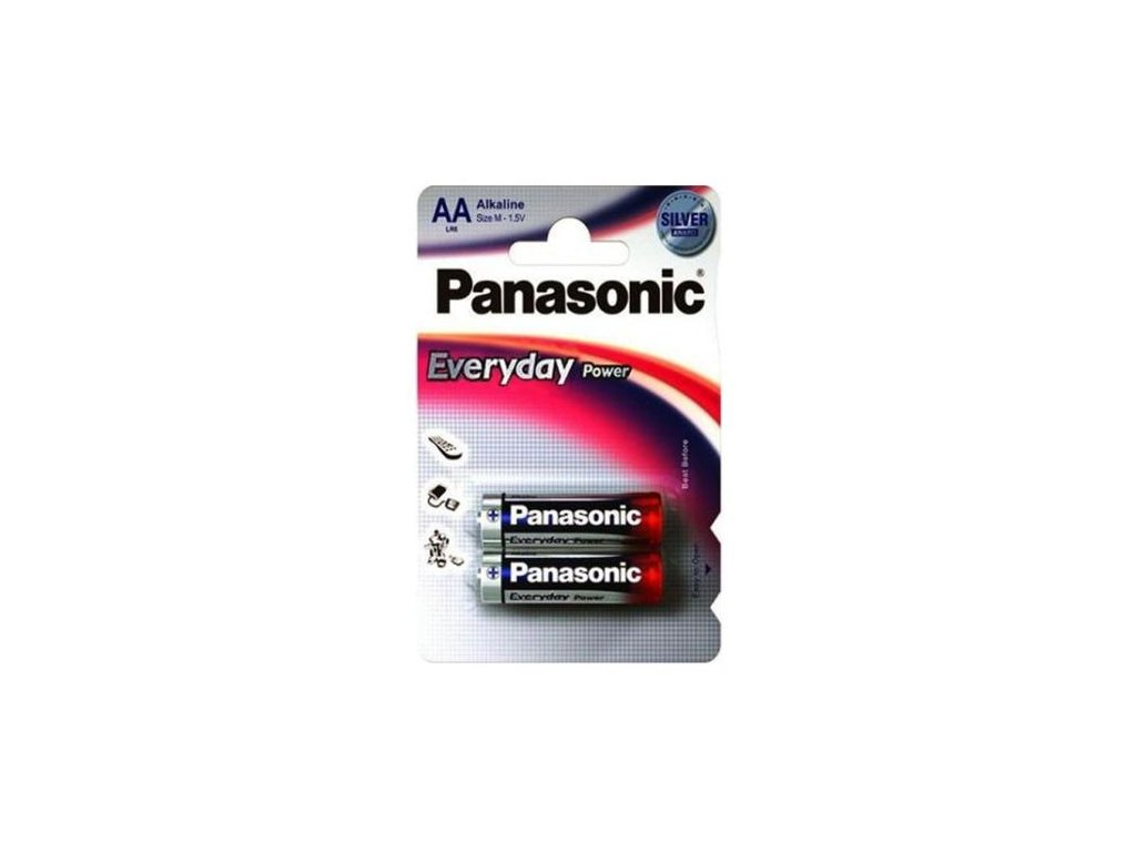 Panasonic LR6EPS (2bp) aa2