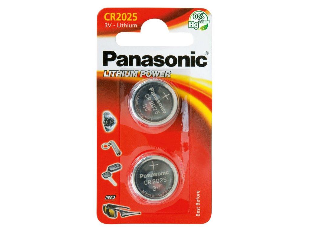 Panasonic CR-2025/2BP