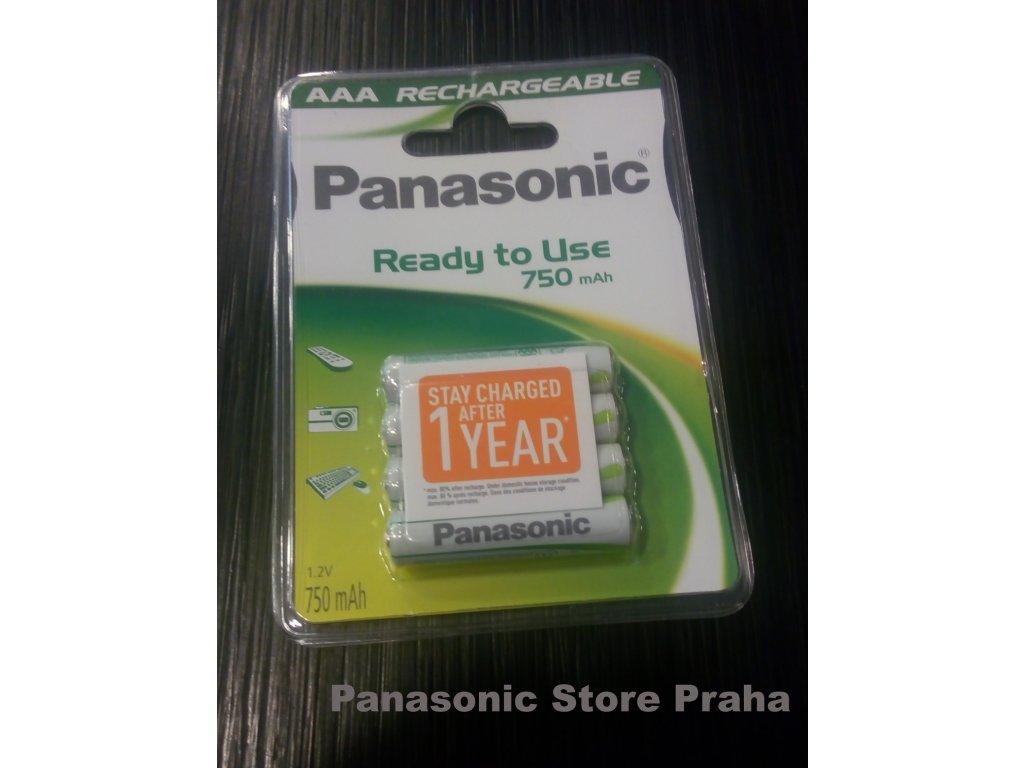 Panasonic HHR-4MVE/4BC