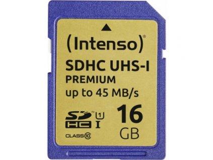Premium SDHC 16GB 45MB.1
