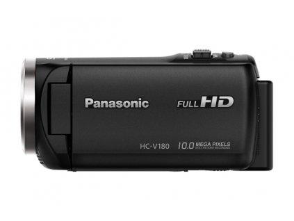 Panasonic HC-V180EP-K+ VW-VBT190(1990 Kč) + VFC0361(790kč) Akční set