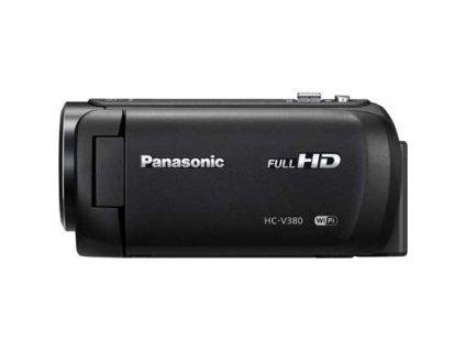 Panasonic HC-V380EP-K+ VW-VBT190(1990Kč) + SFC0361(790 Kč) + SDXC karta 64GB