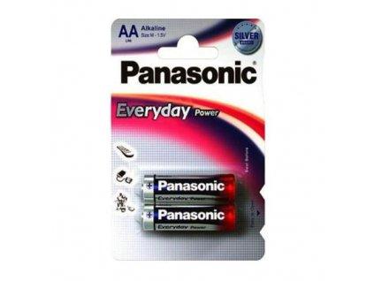 Panasonic LR6EPS/2BP (AA)
