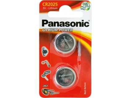 Panasonic CR-2025/2BP