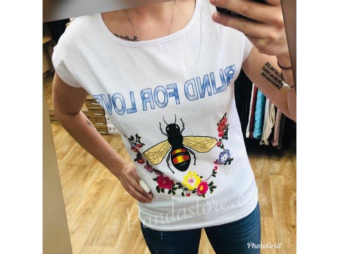 tričko včelka