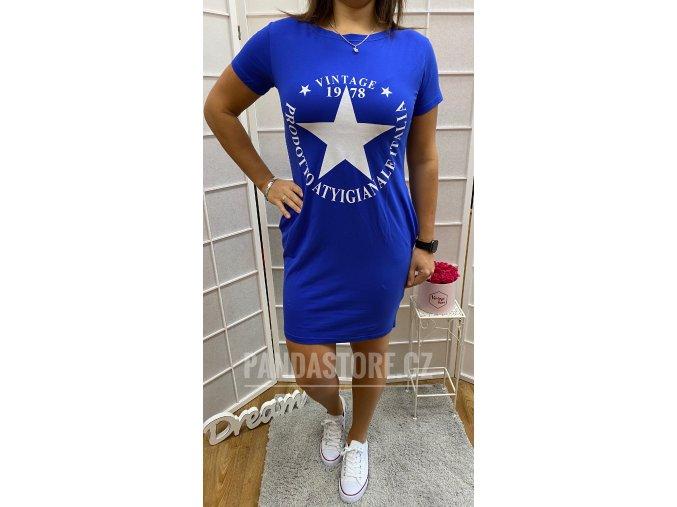 šaty hvězda