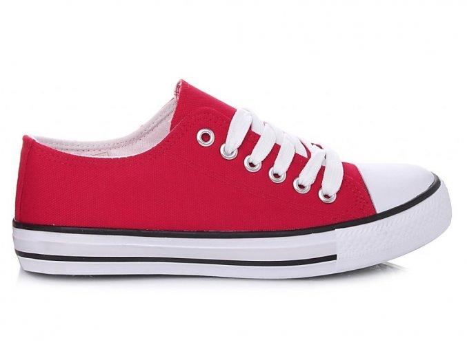boty červené