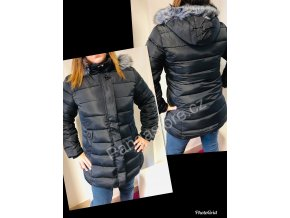 zimní kabát XL až 5XL