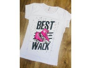 tričko best walk