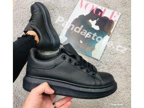 boty Queen černé
