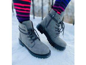 zimní boty