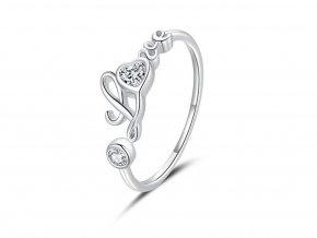 pandjjewellery stribrny prsten Love(1)