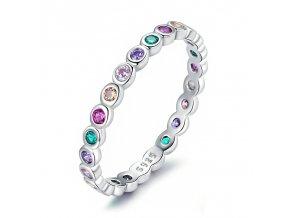 pandjjewellery stribrny prsten barevny prsten3