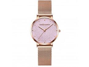 Hannah Martin hodinky Sahara Sandstone MS36 PINK WFF