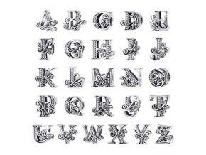 Stříbrný přívěsek Magické písmenka 2