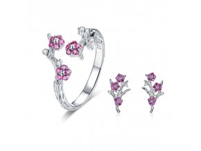 pandjjewellery stribrny prsten sakura3