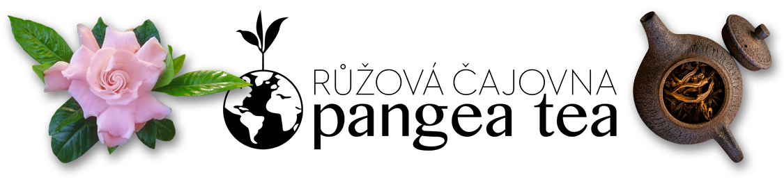 Růžová čajovna - Pangea Tea