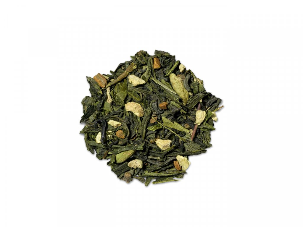 Zelený Chai, zelený čaj 50g